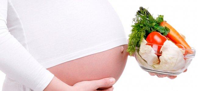 alimentos para embarazadas con sobrepeso