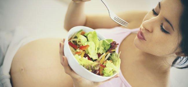 Alimentos indispensables para la embarazada
