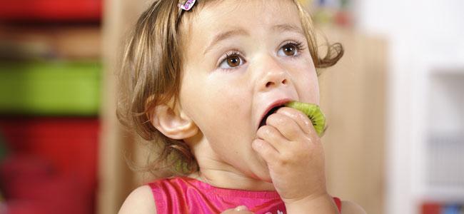 Alimentos para aliviar el estreñimiento infantil
