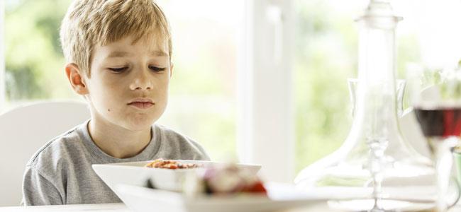 Mi hijo come poco, ¿crecerá poco?