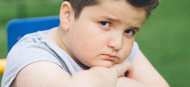 Mi hijo tiene sobrepeso