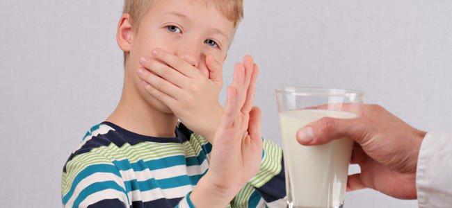 Intolerancia a la lactosa vs alergia a la proteína de la leche