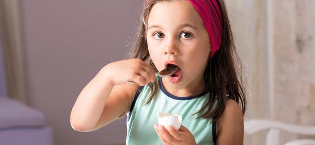 Intoxicación alimentaria de los niños en verano