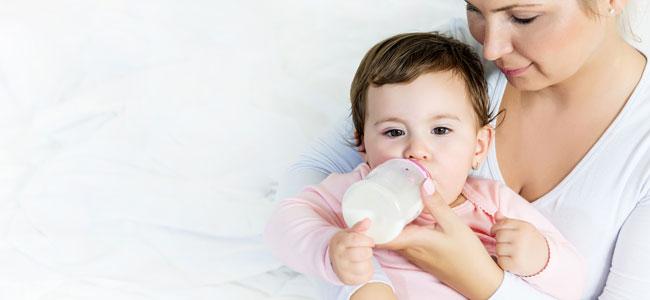 Leche de continuación y de crecimiento para el bebé, ¿las necesitamos?
