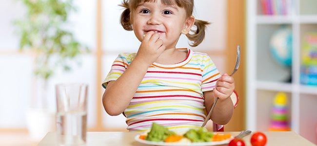 Menús para niños de 4, 5 y 6 años