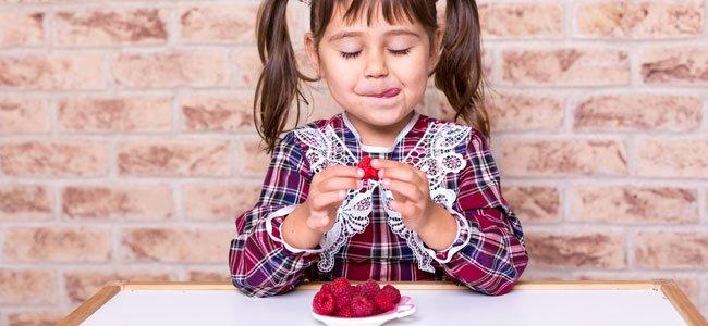 Minful eating para niños, la dieta que no es dieta
