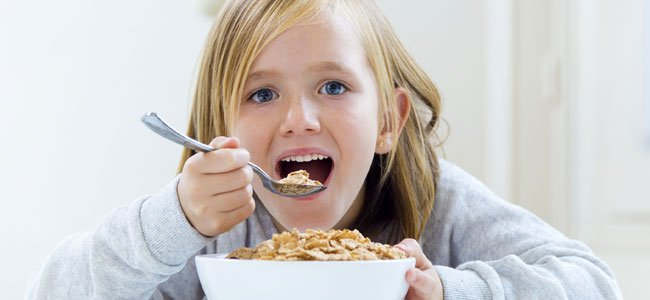Cómo afecta la dieta macrobiótica a los niños