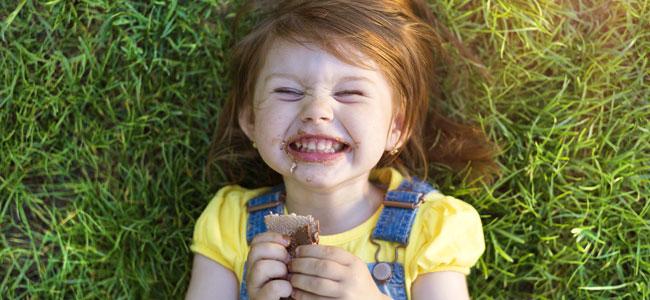 Alimentos que mejoran el estado de ánimo de los niños
