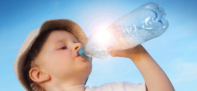 Las bebidas más hidratantes para los niños