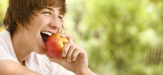 Alimentación en la preadolescencia y adolescencia