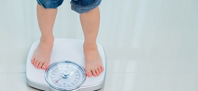 Acciones para prevenir la obesidad infantil