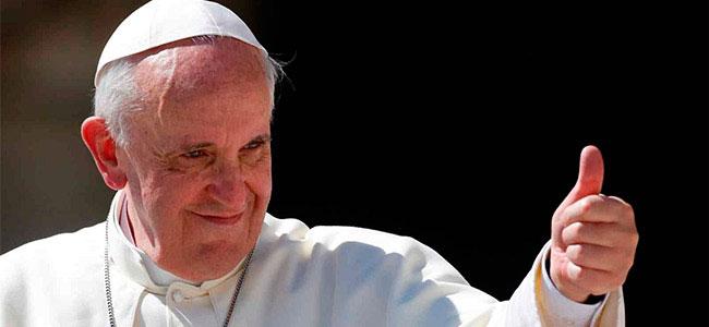 El papa anima a amamantar a los bebé en la Capilla Sixtina