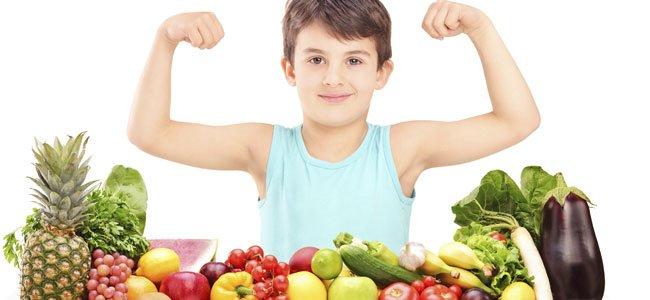 Pautas para comer bien en la infancia