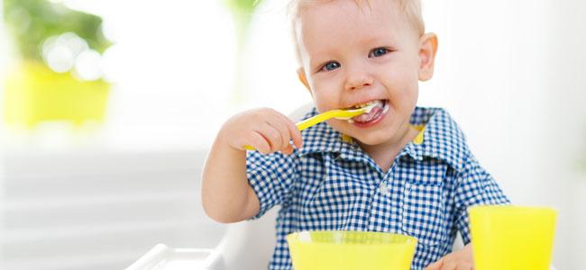4 reglas para la dieta de la felicidad para niños