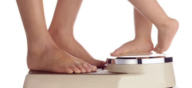 Cómo perder peso tras el parto