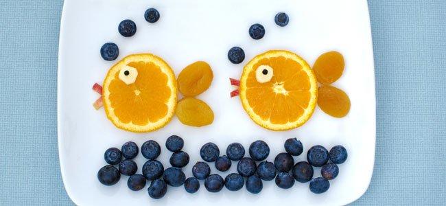 Comida creativa y divertida para los ni os - Cocina divertida para ninos ...