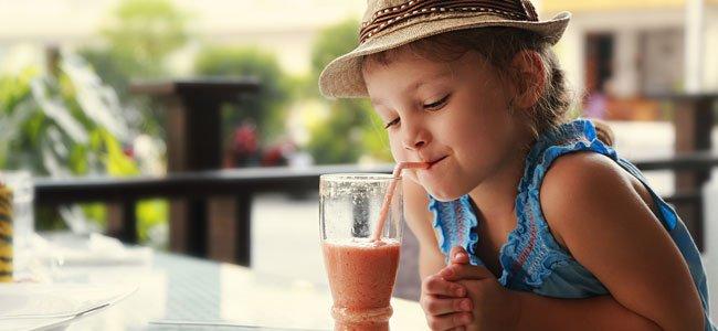 Postres sanos y diferentes para niños