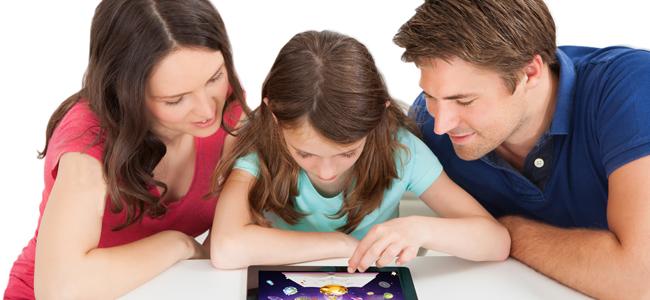 Aplicaciones para jugar en familia