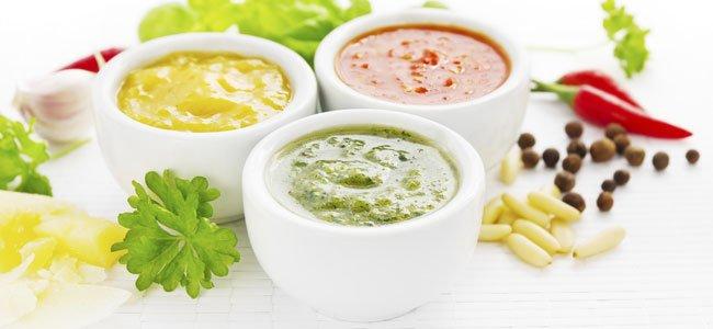 Resultado de imagen para salsas