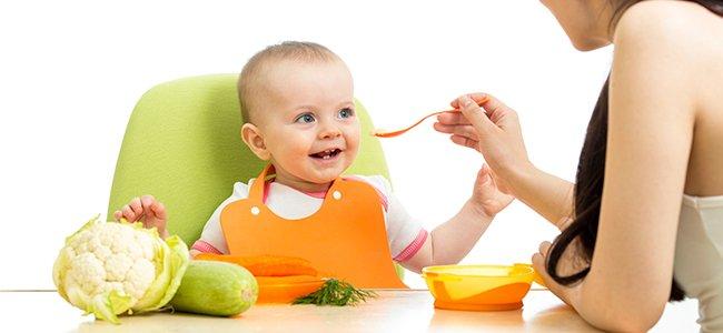 La nutrición y alimentación del bebé