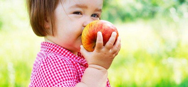 Vitaminas en la dieta de los niños