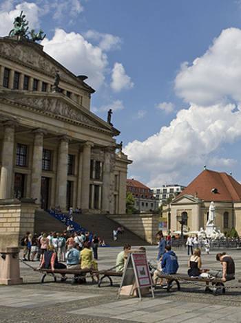 Monumentos de Berlín