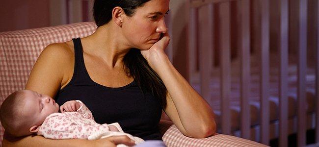 10 cosas que te hicieron llorar después del embarazo