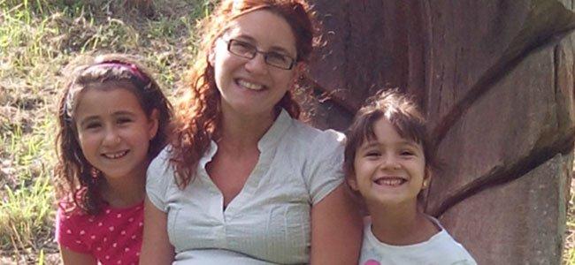 Carlota y sus dos hijas