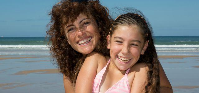 Los parecidos de padres a hijos