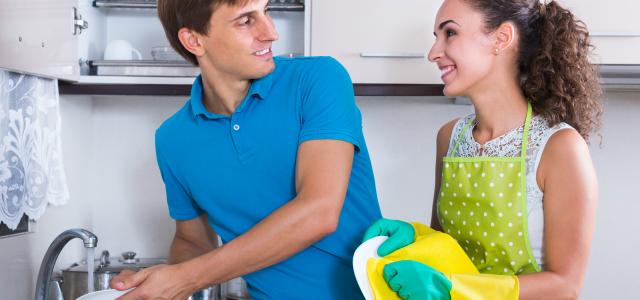 Trucos para ahorrar en las tareas del hogar