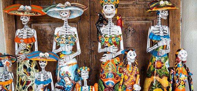 Día de Muerte o Difuntos en México