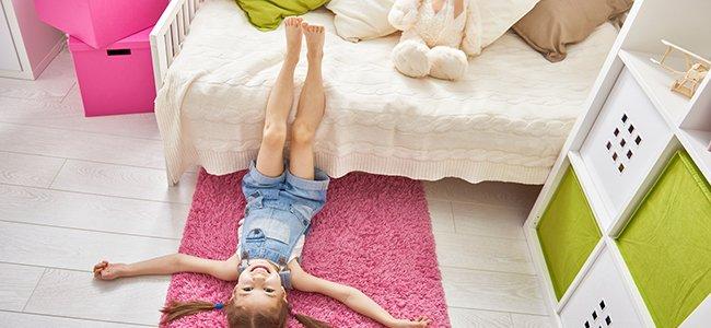 Decoraci n feng shui para el dormitorio del ni o for Reglas del feng shui en el dormitorio