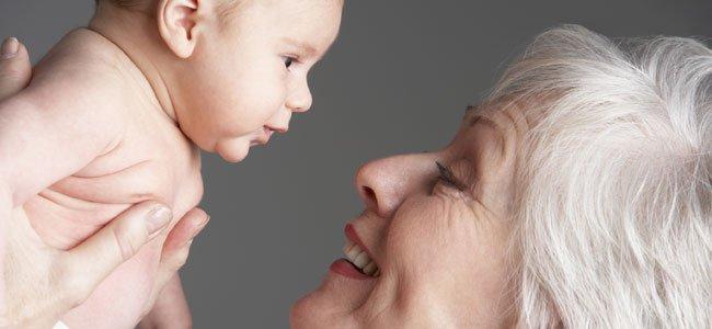 La herencia de la abuela materna