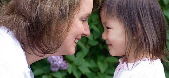 Hablar de la adopción a los hijos adoptados