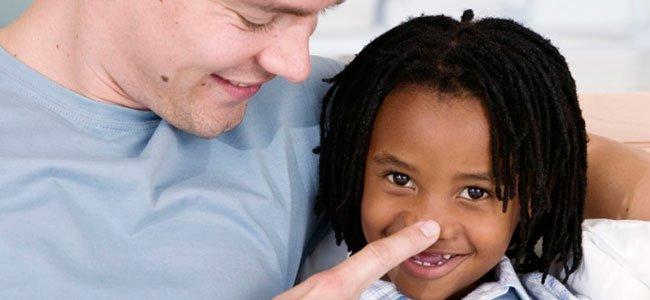 Explicar la adopción a un hijo