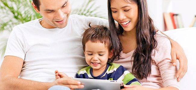 Ambiente familiar adecuado para un ni o hiperactivo for Concepto de la familia para ninos