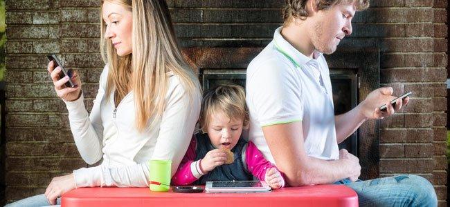 Cuando no hay comunicación en la familia