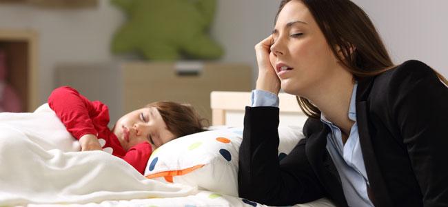 El cuidado de los hijos es más agotador que el trabajo