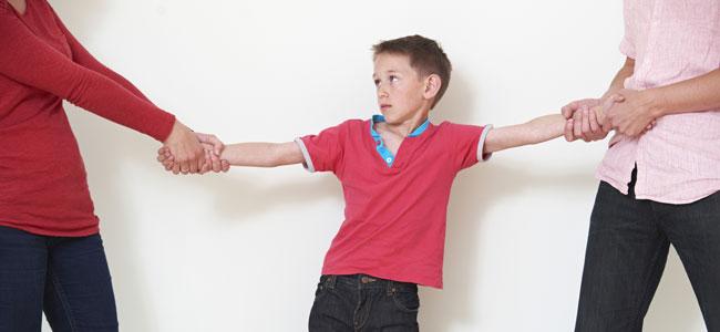 Quién se queda con la custodia de los niños en un divorcio