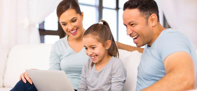 Consejos para que los niños naveguen seguros por internet.