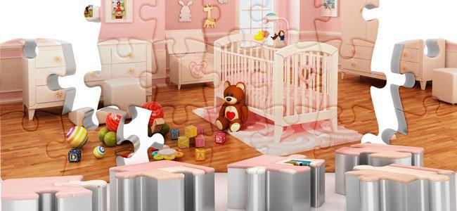 C mo decorar habitaciones de ni os y beb s for Articulos para decorar habitaciones