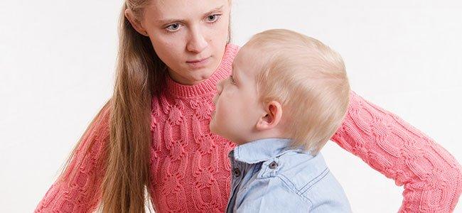 Cosas que nos enfadan de los hijos