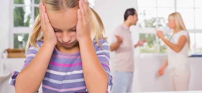 Cómo los padres deben explicar el divorcio a los hijos