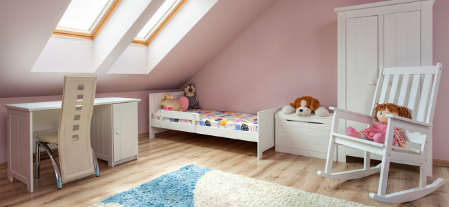 Cómo usar el Feng Shui para decorar el quarto de los niños