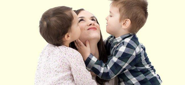 Lo que es capaz de hacer una madre por sus hijos