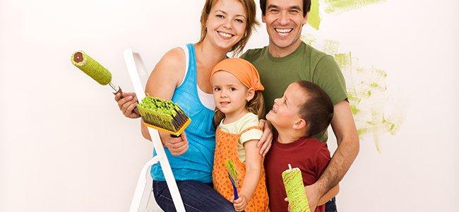 Ideas para decorar cuartos de niños y bebés