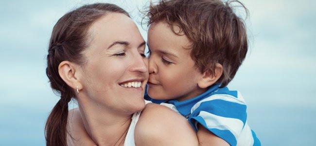 El parecido de los hijos a sus padres