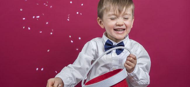 Juegos de Año Nuevo con los niños