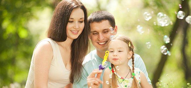 Mandamientos del buen padre y madre
