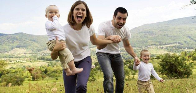 La importancia de los padres en la vida de los niños